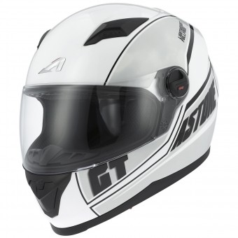 Casque Full Face Astone GT2 Cloud White