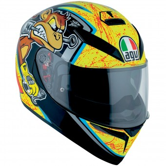 Casque Full Face AGV K3 SV Bulega