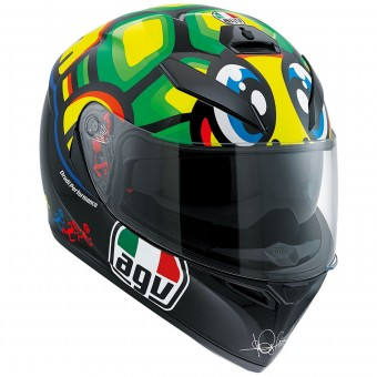 Casque Full Face AGV K3 SV Top Tartaruga