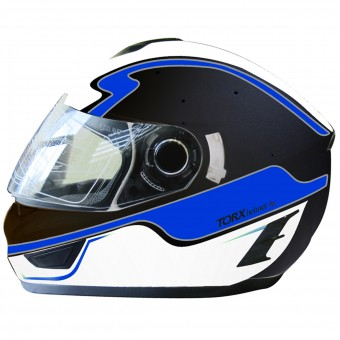 Casque Full Face Torx Manson Blue