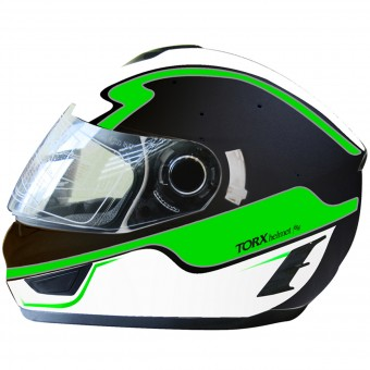 Casque Full Face Torx Manson Green