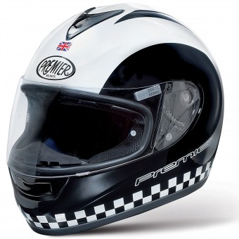 Casque Full Face Premier Monza Retro Anniversary