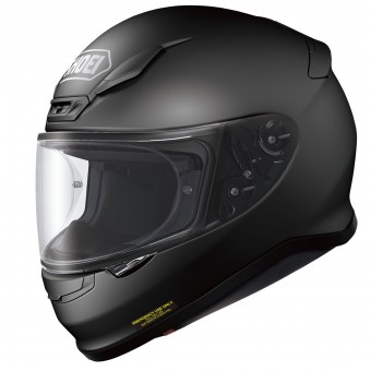 Casque Full Face Shoei NXR Mat Black
