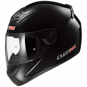 Casque Full Face LS2 Rookie Black FF352