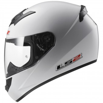 Casque Full Face LS2 Rookie White FF352