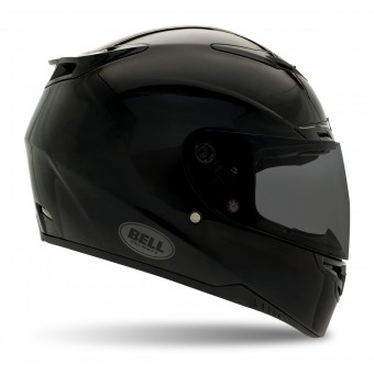Casque Full Face Bell RS-1 Solid Black