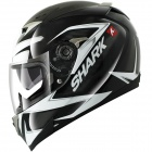 Casque Full Face Shark S 900 C Pinlock Creed KWR