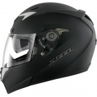 Casque Full Face Shark S 900 C Pinlock Dual Black BLK