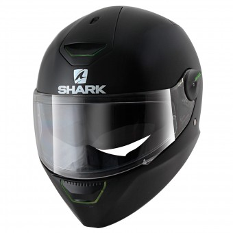Casque Full Face Shark Skwal Blank Mat KMA