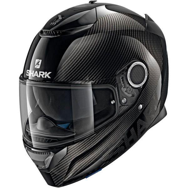 helmet shark spartan carbon dka ready to ship. Black Bedroom Furniture Sets. Home Design Ideas