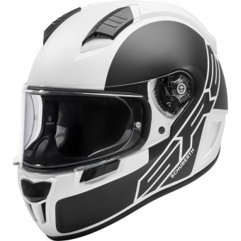 Casque Full Face Schuberth SR2 Traction White