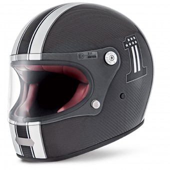 Casque Full Face Premier Trophy Carbon To One