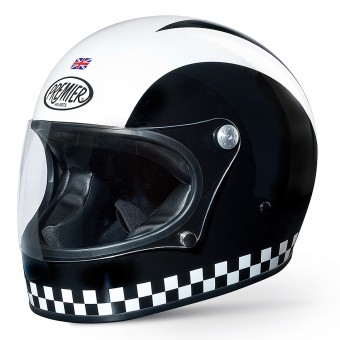 Casque Full Face Premier Trophy Retro Anniversary