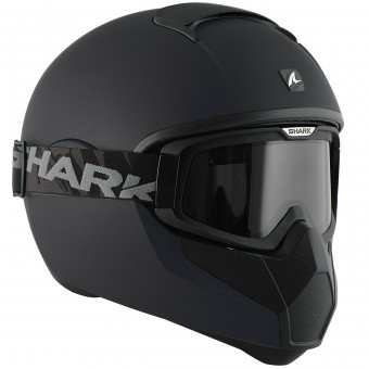 Casque Full Face Shark Vancore Blank Mat KMA
