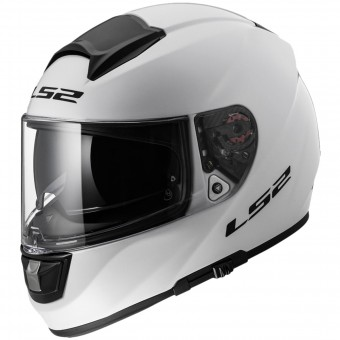 Casque Full Face LS2 Vector White FF397