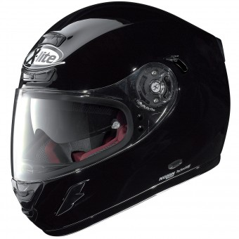 Casque Full Face X-lite X-702 GT Start N-Com Black 1