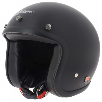 Casque Open Face Airborn Steve AB 19 Matt Black
