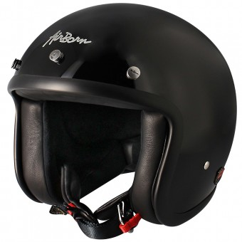 Casque Open Face Airborn Steve AB 32 Black