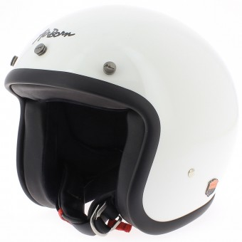 Casque Open Face Airborn Steve AB 33 White