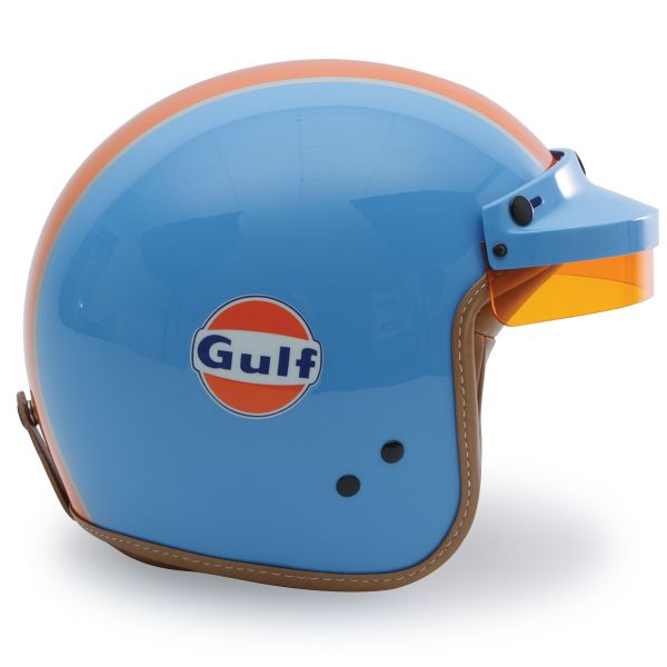 helmet gulf gulf blue ready to ship. Black Bedroom Furniture Sets. Home Design Ideas