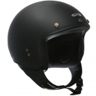 Casque Open Face GPA Biker Matt Black
