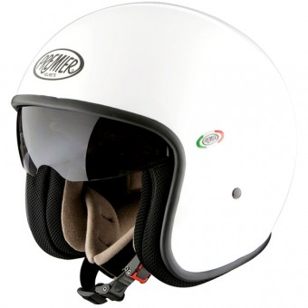 Casque Open Face Premier Vintage White U8