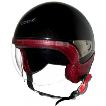 Casque Open Face Cromwell Meteor Legend Burgundy