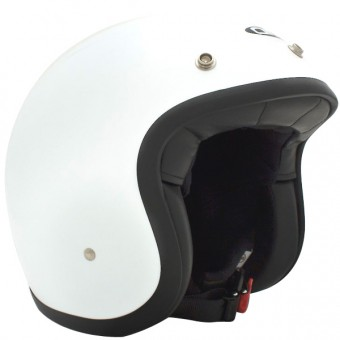 Casque Open Face Dmd Vintage White