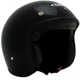 Casque Open Face Dmd Vintage Black
