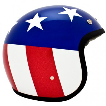 Casque Open Face Dmd Vintage USA