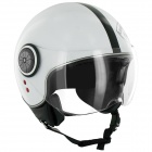 Casque Open Face UBIKE Jet Drive ABS UB06