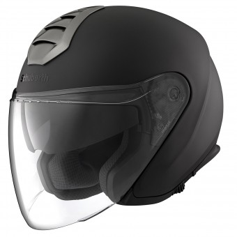 Casque Open Face Schuberth M1 London Matt Black