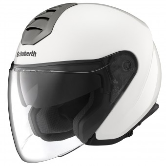 Casque Open Face Schuberth M1 Vienna White