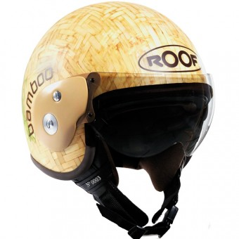 Casque Open Face Roof Bamboo