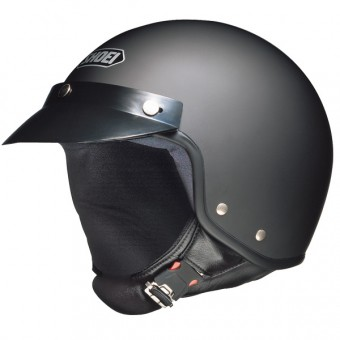 Casque Open Face Shoei S 20 Matt Black