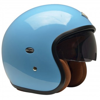 Casque Open Face Edguard Speed Ed Blue