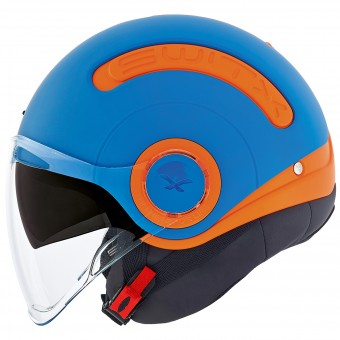 Casque Open Face Nexx SX.10 Fun Collection Matt Blue
