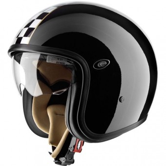 Casque Open Face Premier Vintage CK Black