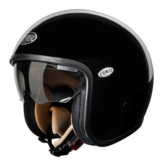 Casque Open Face Premier Vintage Black U9