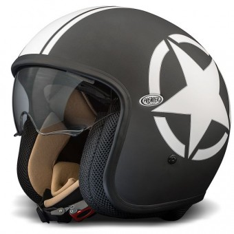 Casque Open Face Premier Vintage Star 9BM