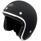 Casque Open Face Torx Wyatt Matt Black