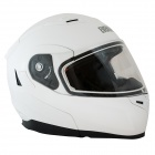 Casque Flip Up Everone Modularever White