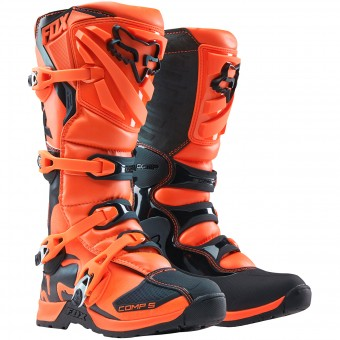 Motocross Boots FOX Comp 5 Orange (009)