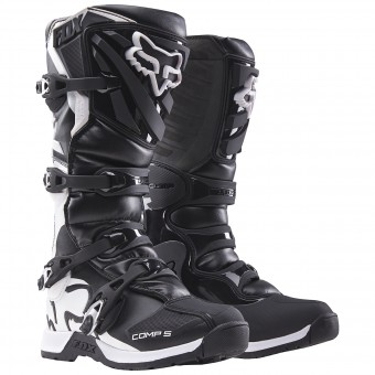 Motocross Boots FOX Comp 5Y Black Child 001