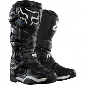 Motocross Boots FOX Comp 8 Black (001)