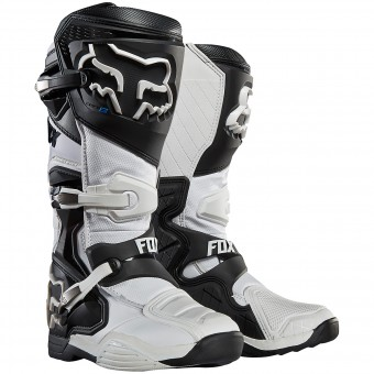 Motocross Boots FOX Comp 8 White (008)