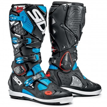 Motocross Boots SIDI Crossfire 2 SRS Turquoise Black