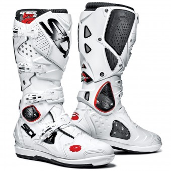 Motocross Boots SIDI Crossfire 2 SRS White