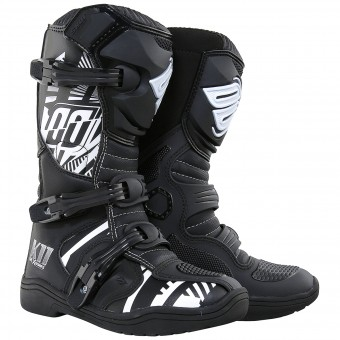 Motocross Boots SHOT K11 Motif Black Kid