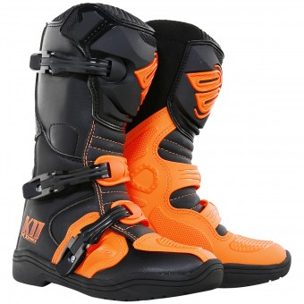 Motocross Boots SHOT K11 Neon Orange Kid